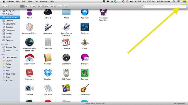 mac finder on windows