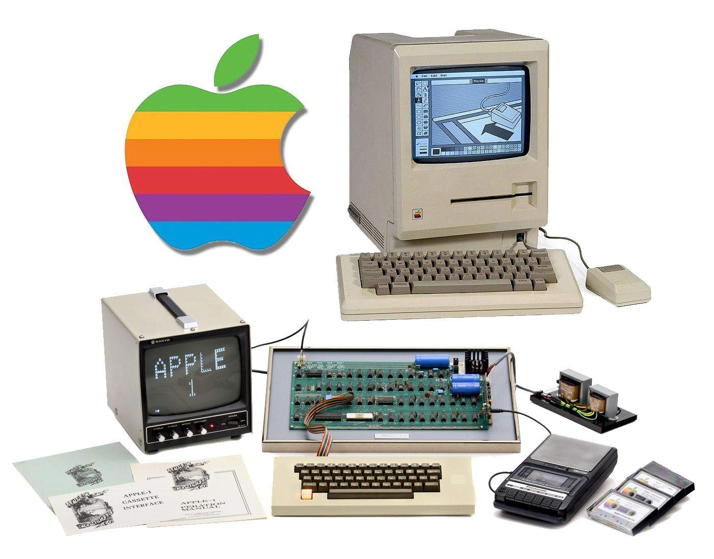 Vintage Apple at Auction