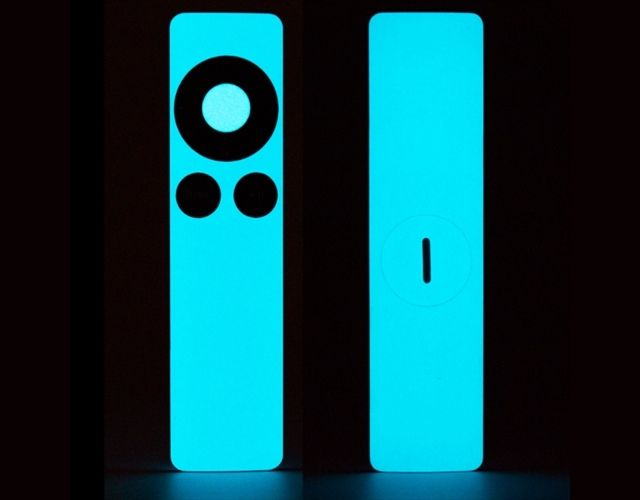 glowing remote