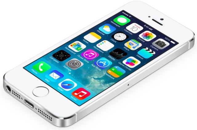 iPhone5sios7