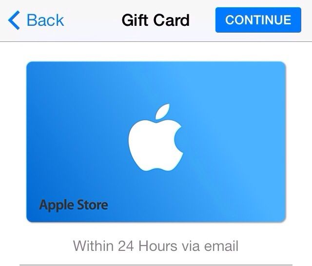 Apple Store Gift Cards Now Supported By Passbook In U K  & Other