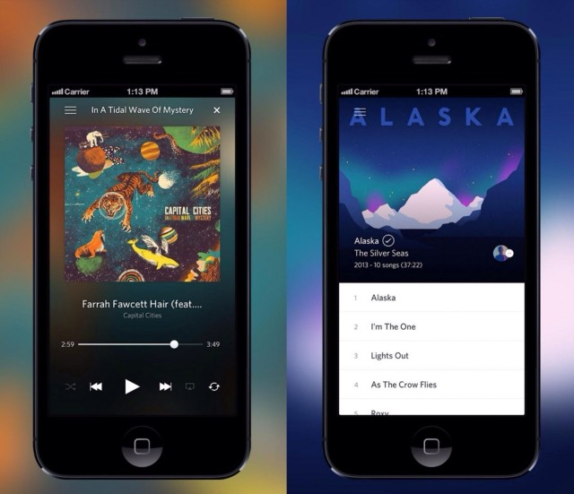 The Rdio app just got better than ever. Photo: Rdio.