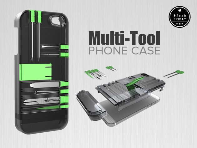 Turn Your Iphone Into A Toolbox With The Multi Tool Iphone