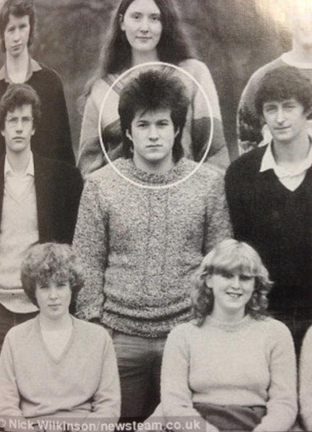 Jony Ive at Walton High School. Photo: