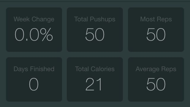 The Official 100 Pushups App Has A Schedule, And You're Sticking To