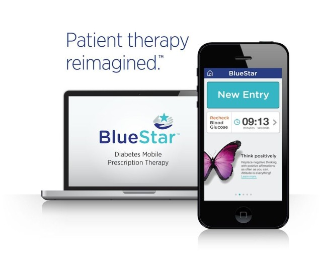 WellDoc's BlueStar algorithms will coach people with Type 2 Diabetes on how to better manage their conditions.