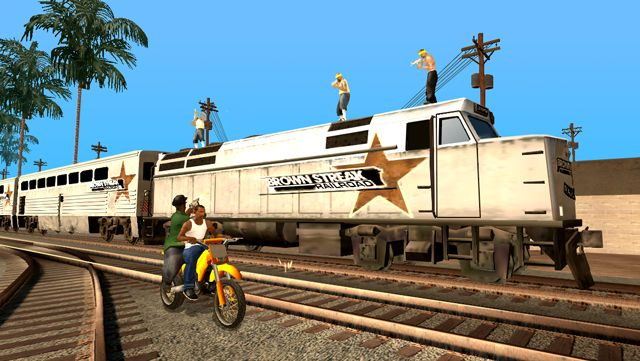 Relive Your Misspent Youth Gangsta-Style With GTA: San Andreas