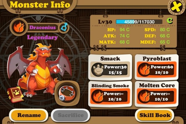 Haypi Monster