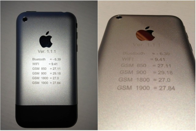 Original iPhone Prototype Sells On eBay For A Hefty $1,499 ...
