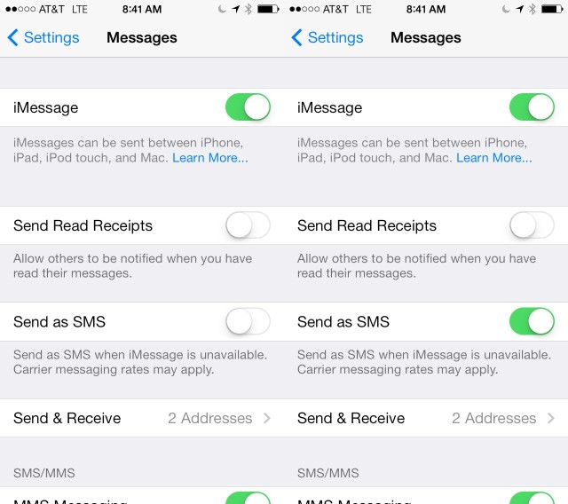 why wont my iphone send pictures troubles sending text messages on iphone try this fix 19665
