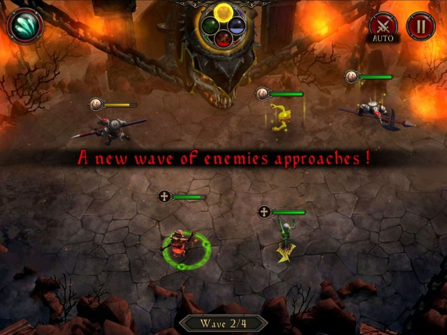 The Gate New Wave Of Enemies