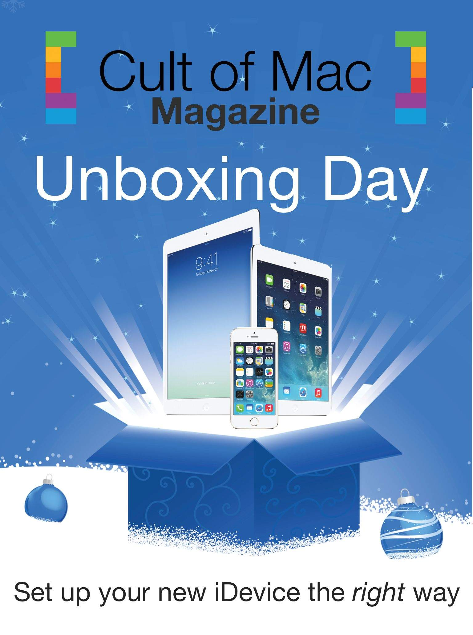 set up new iphone this week in cult of mac magazine setting up your new 16106