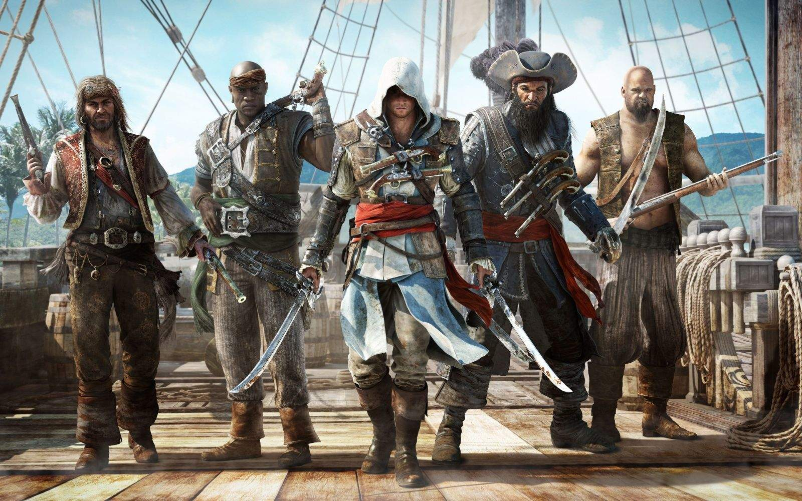 Yo Ho Ho! Assassin's Creed: Pirates Now Available On App Store | Cult of Mac