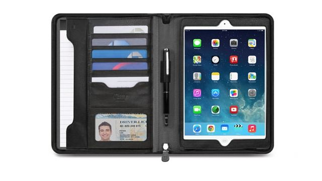 Ceo Folio A Modern Day Filofax For The Ipad Air Cult Of Mac