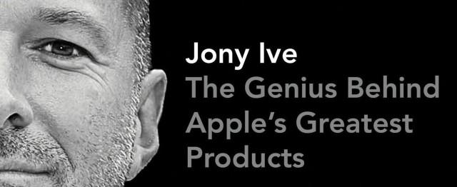 Jony Ive book