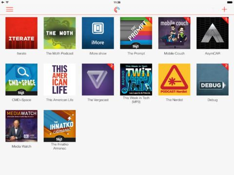 Free, powerful Pocket Casts is what Apple's Podcast app wants to be.