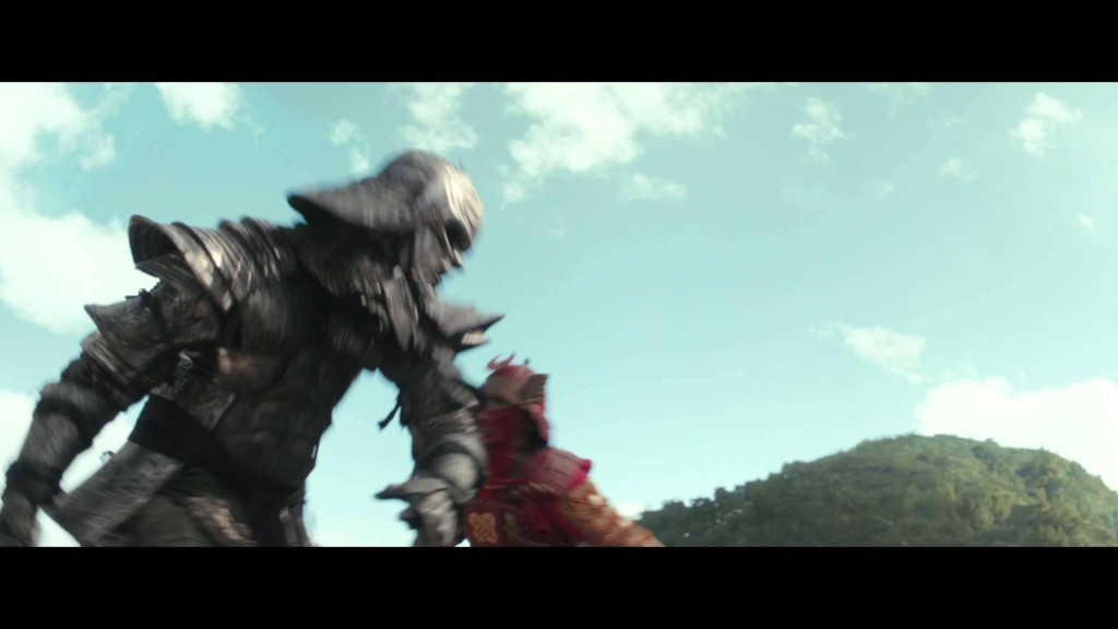 Help Keanu Reeves Fight Infinity Blade III's Latest Boss