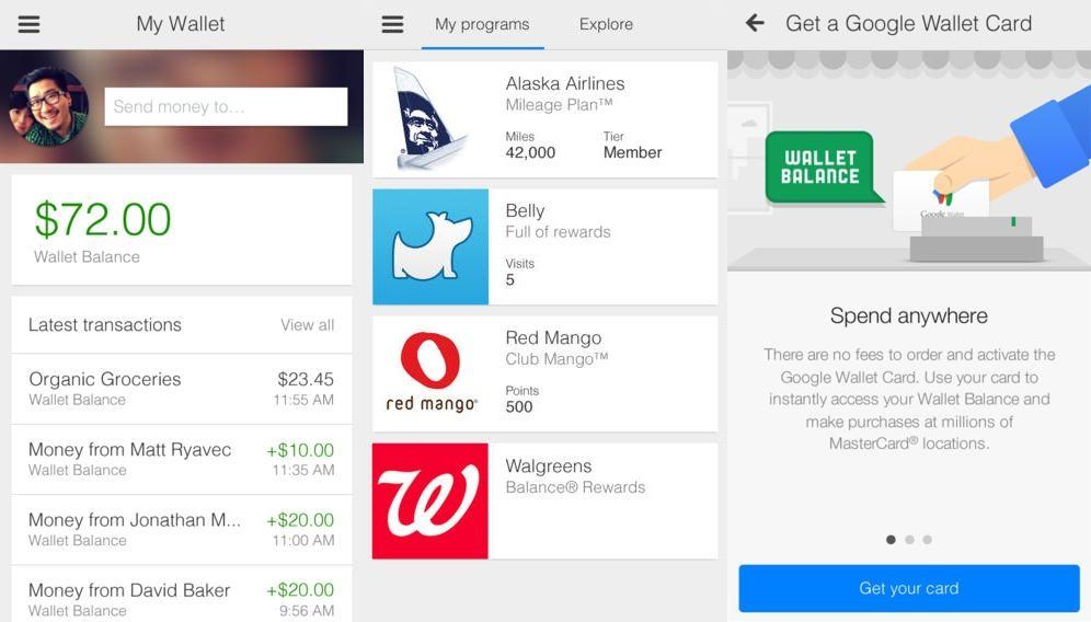 Google Wallet Now Scans Credit Cards With iPhone Camera