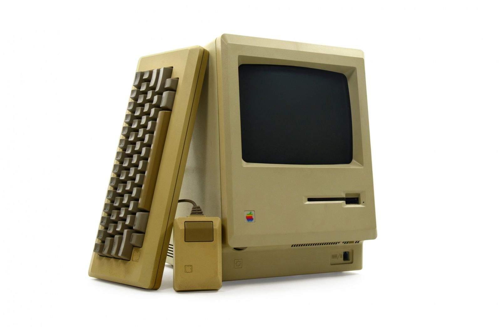 Mac 128k Beauty Shot
