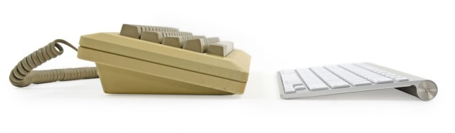 Keyboards Old and New