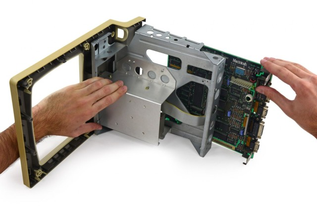 Removing the Motherboard