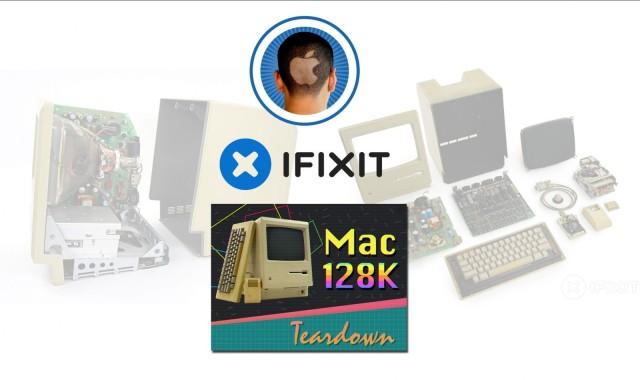 128k Mac Teardown