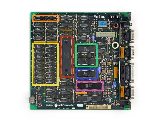 128k Motherboard