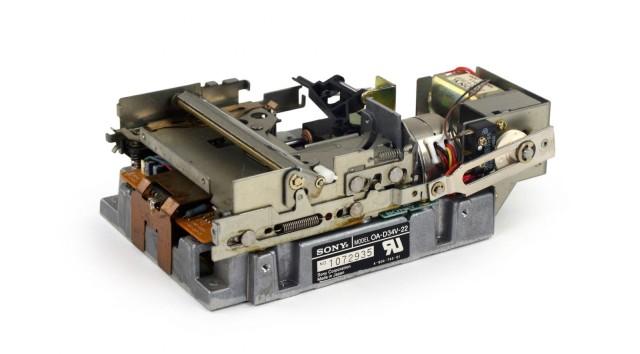 400k Floppy Disk Drive