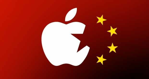 Apple couldn't be more popular in China -- among customers, that is!