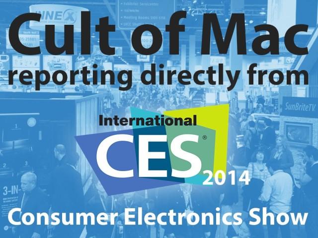 CES 2014 promo