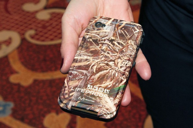 best authentic c7e0f 97a4c LifeProof Duck Dynasty-ied Its Fre iPhone 5/s Case In Camouflage ...