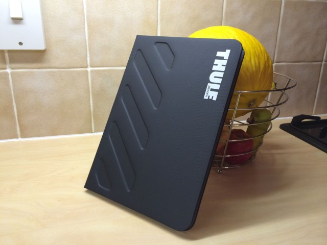 thule s new ipad air case is tough protective but still super slim