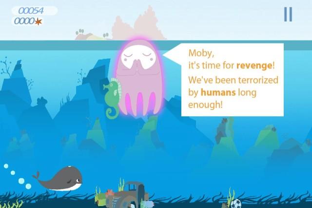 Moby's Revenge