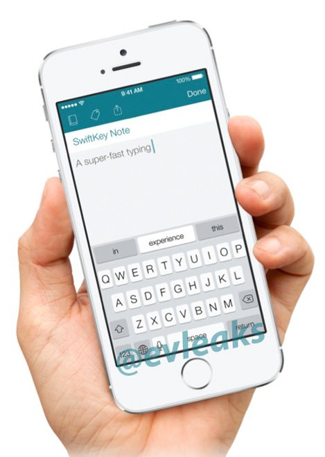 SwiftKey-Note-for-iOS-EVLeaks-001