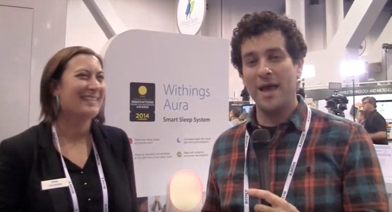 New Withings Aura helps you make the most of your sleepy time.