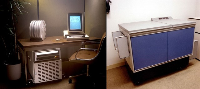 Xerox Alto and Dover