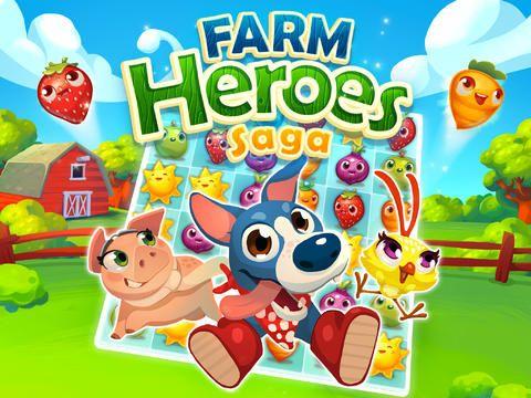 Farm Heroes KГјken