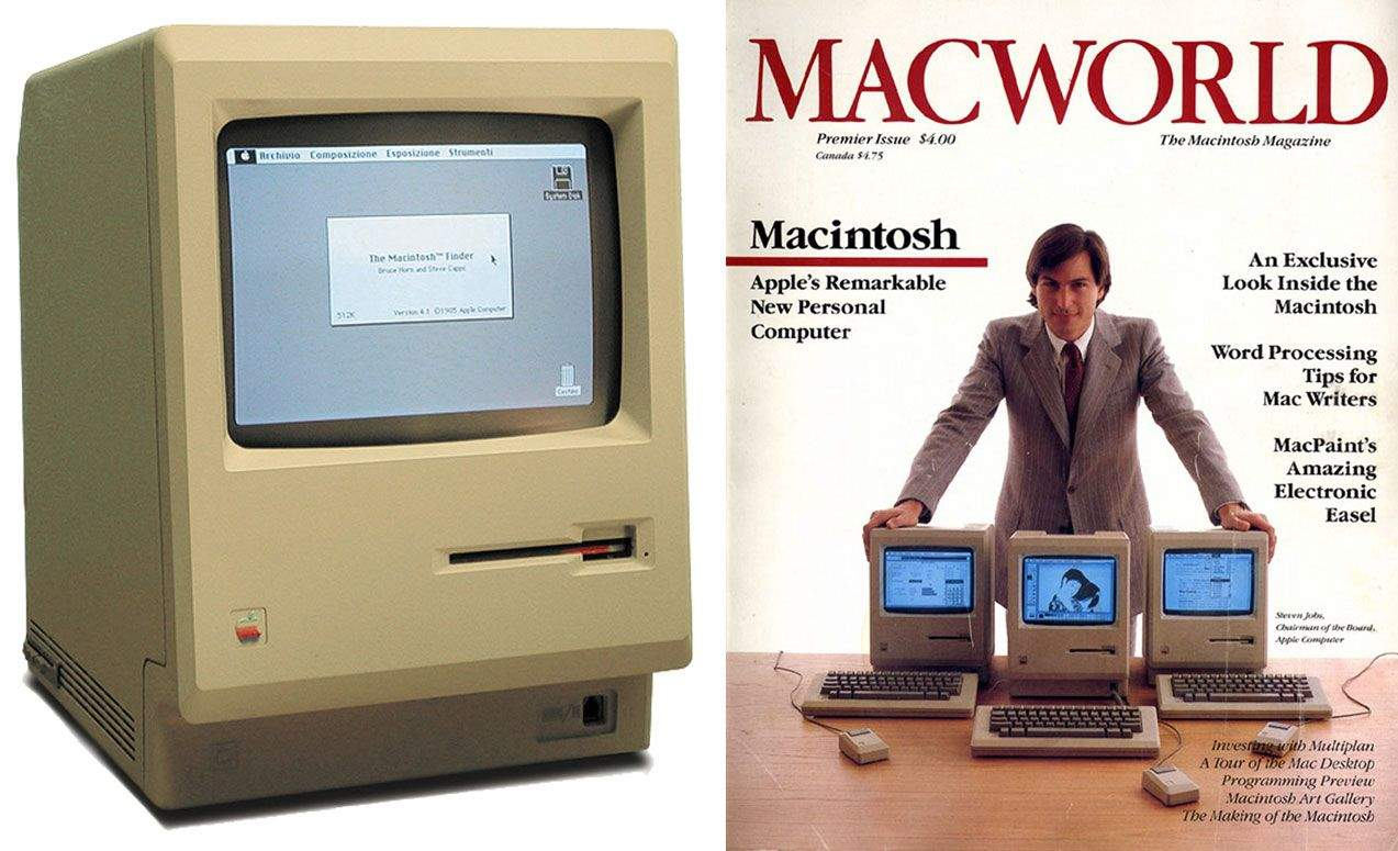 first-macintosh-steve-jobs-macworld-cover