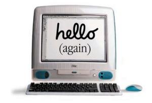 iMac - hello (again)