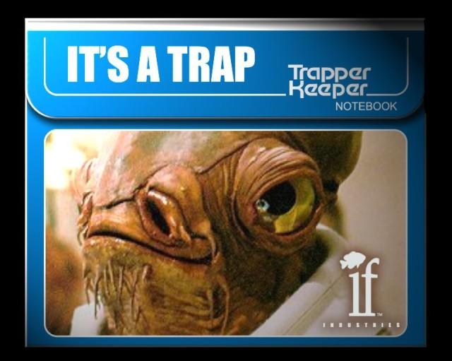 its a trap2