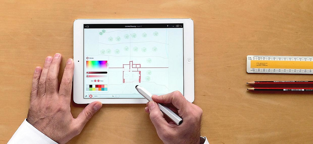 archipad for ipad: 'sketch and doodle to scale' | cult of mac