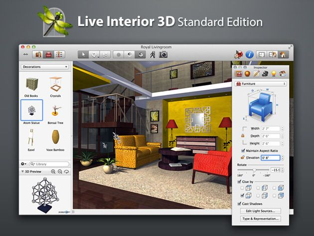 Attractive Design Your Dream Home With Live Interior 3D [Deals]