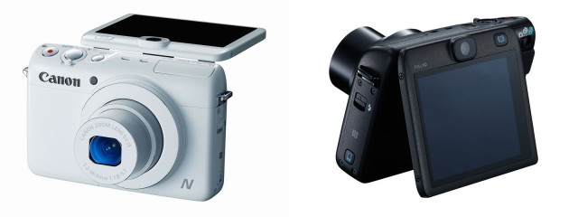 Canon's New 'Story Camera' Is Really A 'Selfie-Cam' [CES 2014 ...