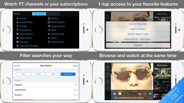 Youtopia: Never Pay Attention To A YouTube Video Again