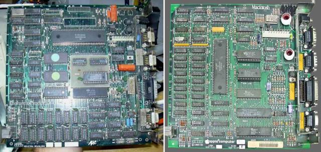 Motherboard Unitron 512