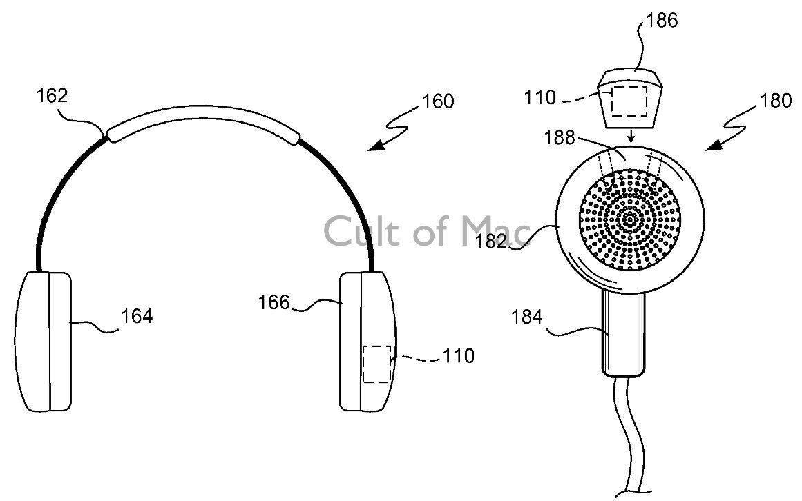 future apple earphones could track your health  patent