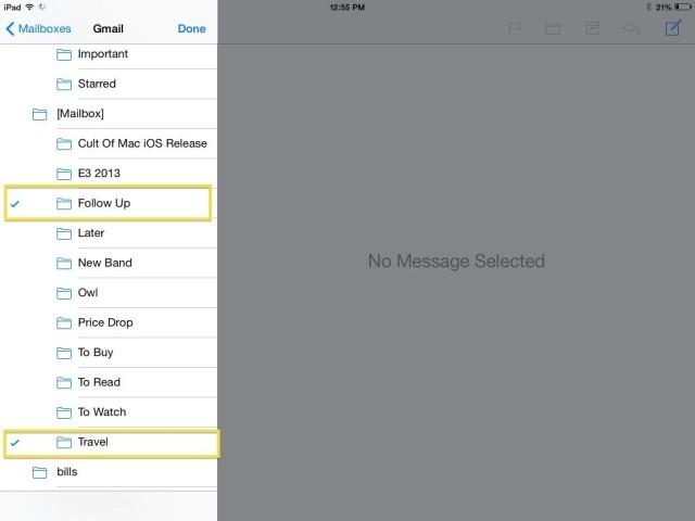 how to add main folder in mycloud