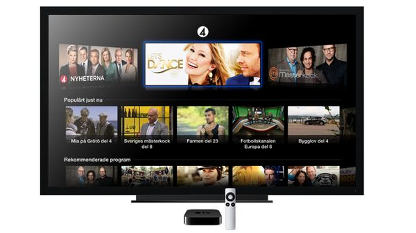Apple TV service might be coming soon. Photo: Apple