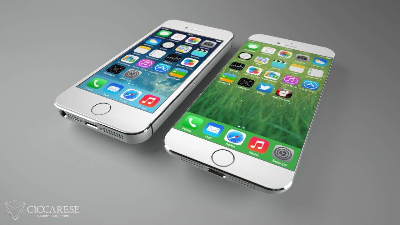 12 weeks to go: Here's the iPhone 6's rumored release date and
