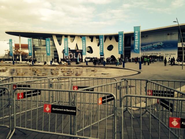 The venue.